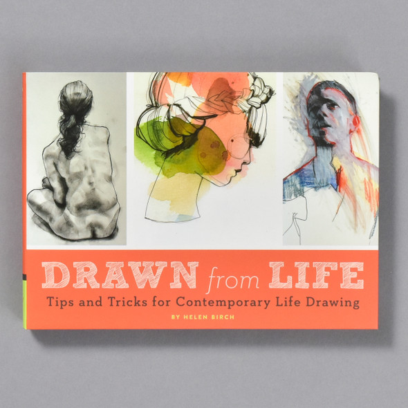 Drawn From Life, front of book
