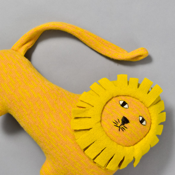 Richie Lion plush lion