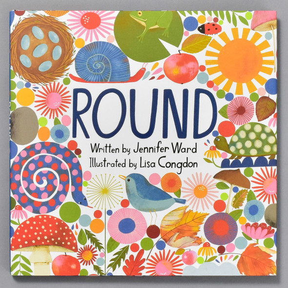 Front of book: Round