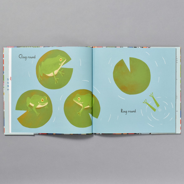 Pages in book: Round