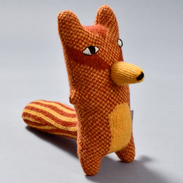 Cyril Squirrel Fox, front