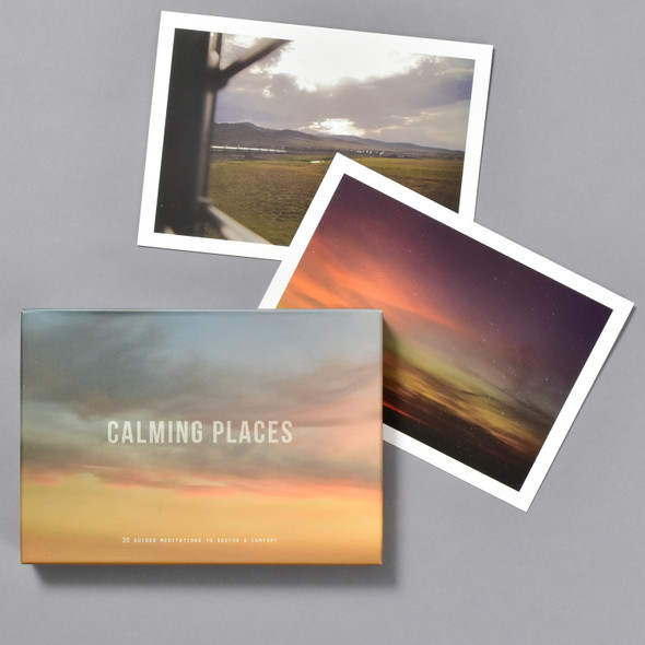 Calming Places Boxed Cards