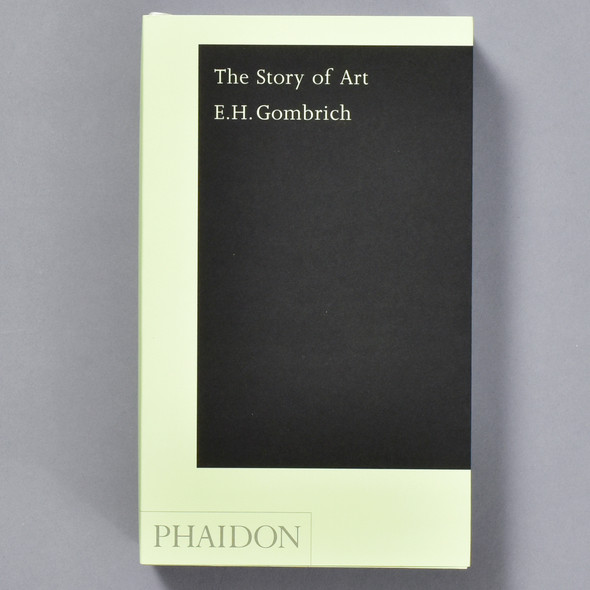 The Story of Art: Pocket Edition, front of book
