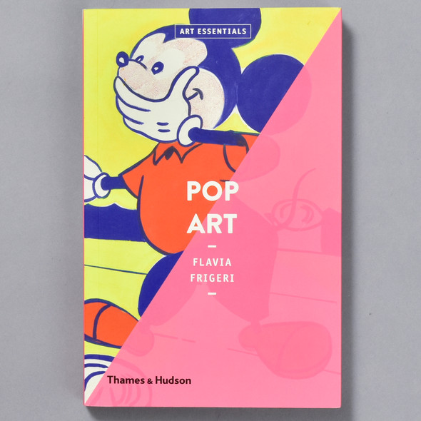 Art Essentials: Pop Art, front of book