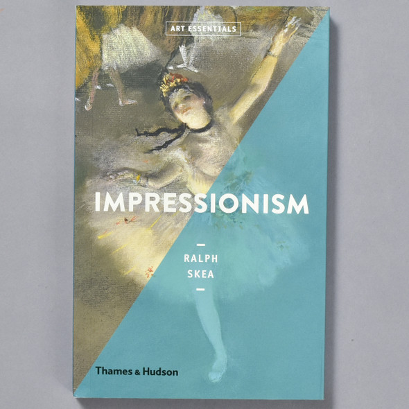 Art Essentials: Impressionism, front of book