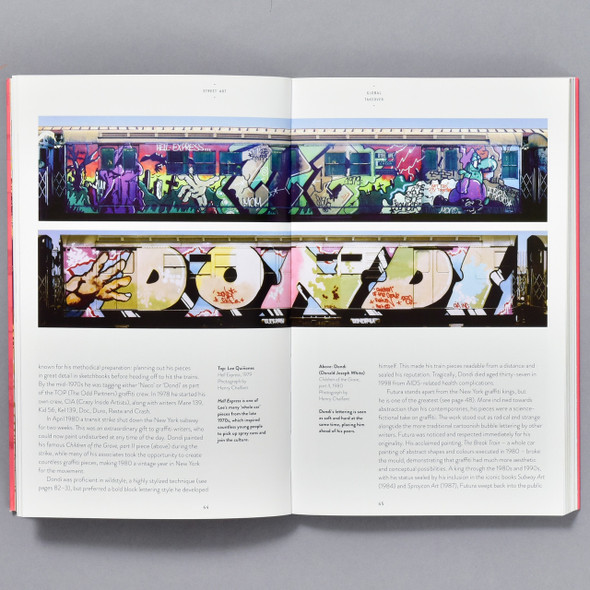 Pages from Art Essentials: Street Art