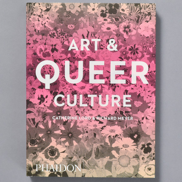 front of book Art & Queer Culture