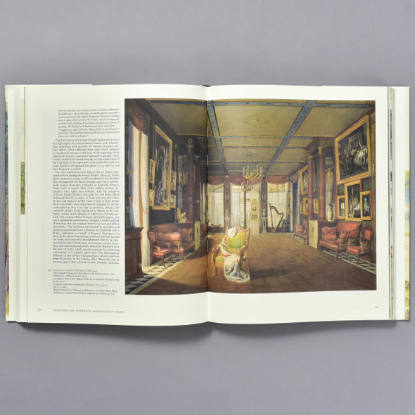 Pages from Watercolor: A History