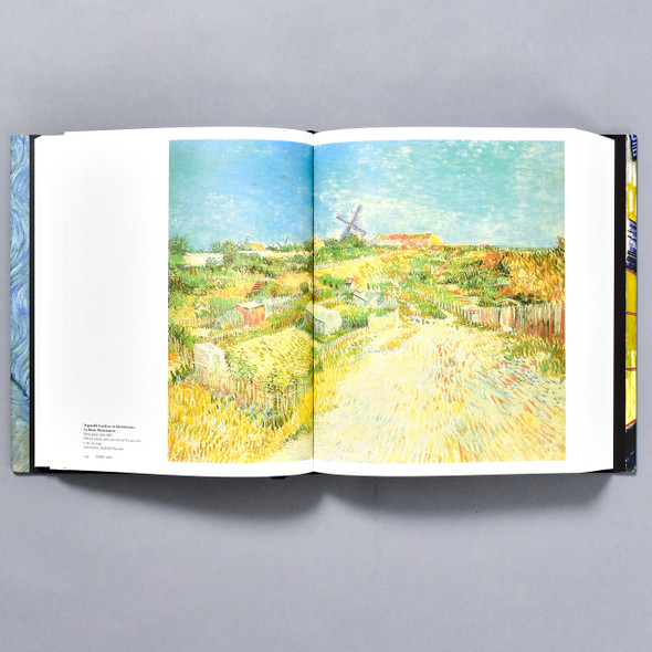 Pages from Vincent van Gogh: The Complete Paintings