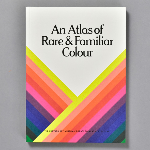 An Atlas of Rare & Familiar Colour, front cover