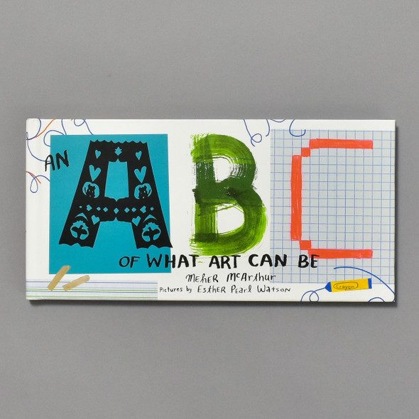 An ABC of What Art Can Be; front of book