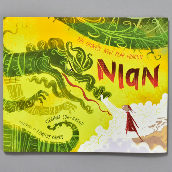 Cover of Nian: The Chinese New Year Dragon