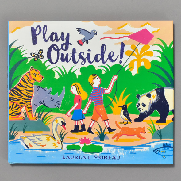 Play Outside! front cover