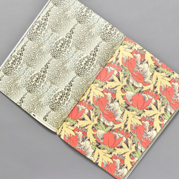 Arts and Crafts Movement Gift and Creative Wrap Papers Vol 92, pages