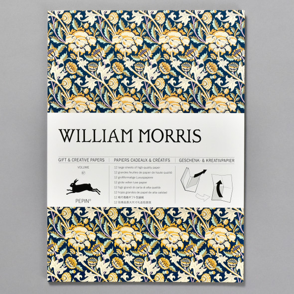 William Morris Gift and Creative Wrap Papers Vol 67, front