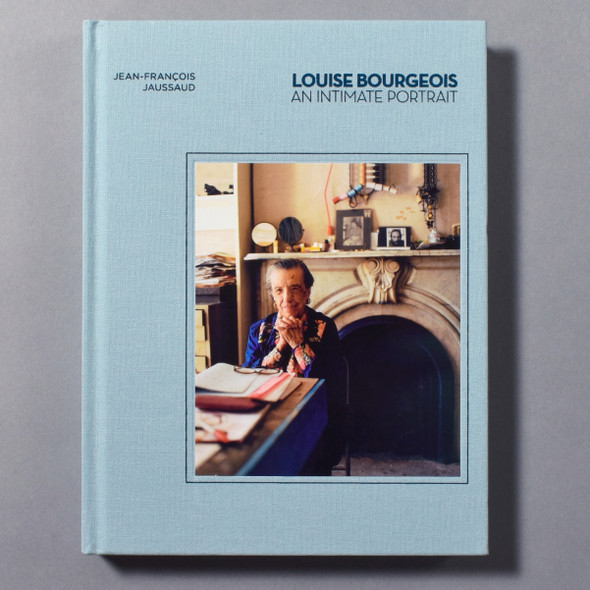 "Cover of the book ""Louise Bourgeois: An Intimate Portrait"""