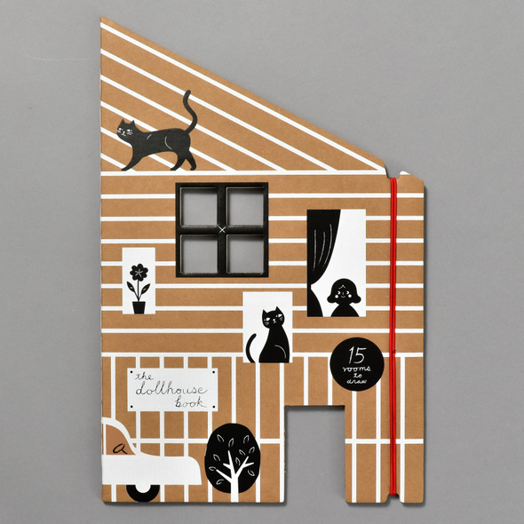 The Dollhouse Book, front cover