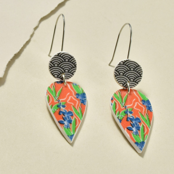 Deia Polymer Earrings