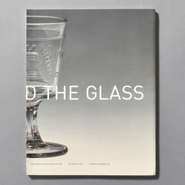 "Cover of the book ""Christian Marclay: The Bell And The Glass"""