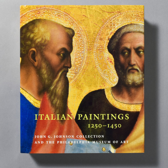 "Cover of the book ""Italian Paintings: 1250 - 1450"""