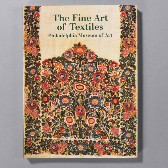 "Cover of the book ""The Fine Art Of Textiles: Philadelphia Museum Of Art"""