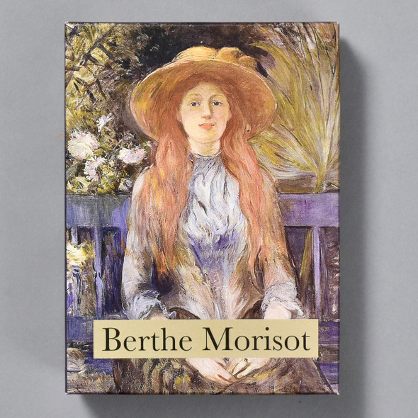 Berthe Morisot Notecard Set, front of box