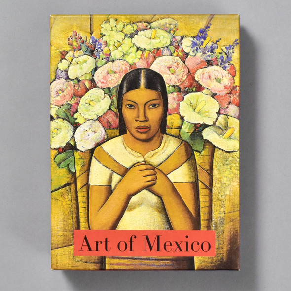 Art of Mexico Notecard Set, front of box
