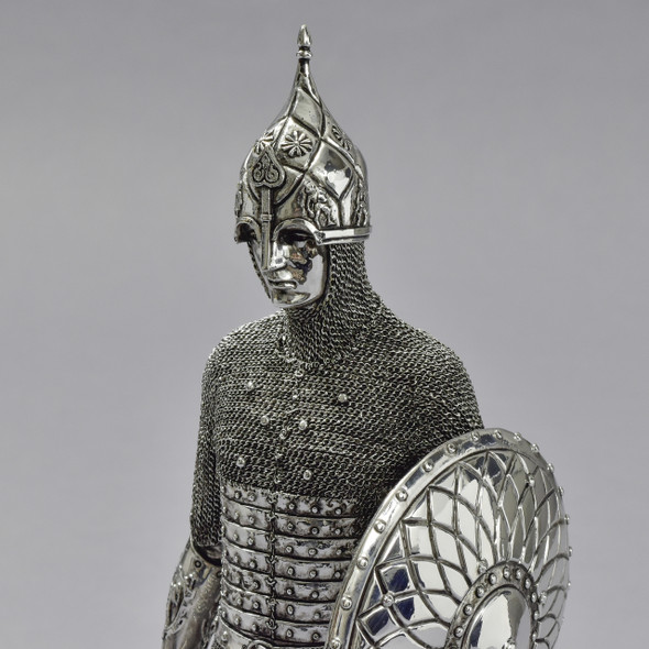 15th Century Armor of Ibrahim Sultan Ibn Shahrukh Reproduction