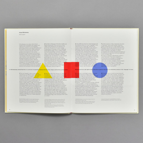 Pages from the book The ABC's of Bauhaus: The Bauhaus and Design Theory
