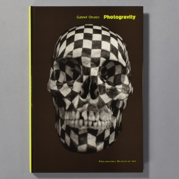 "Cover of the book ""Gabriel Orozco: Photogravity"""
