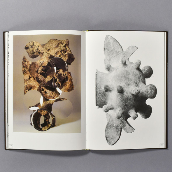 "Interior of the book ""Gabriel Orozco: Photogravity"""