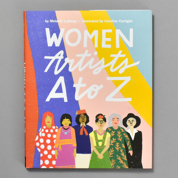 Women Artists A to Z, front cover