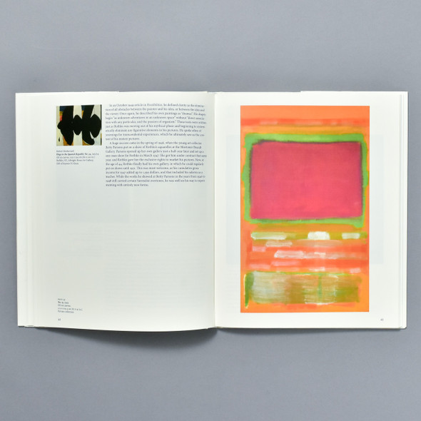 Pages from the book Rothko