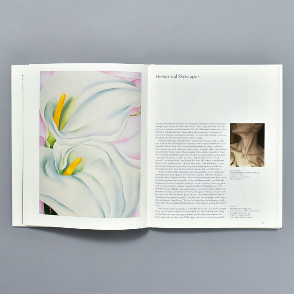 "Pages from the book ""O'Keeffe"""