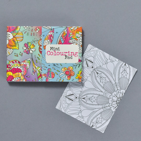 Mini Magnetic Coloring Book
