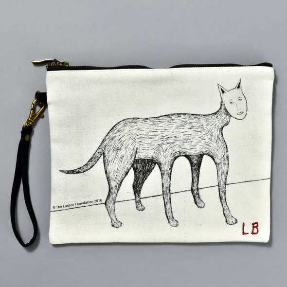Louise Bourgeois Self Portrait Cat Pouch
