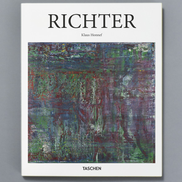 "Front cover of the book ""Richter"""