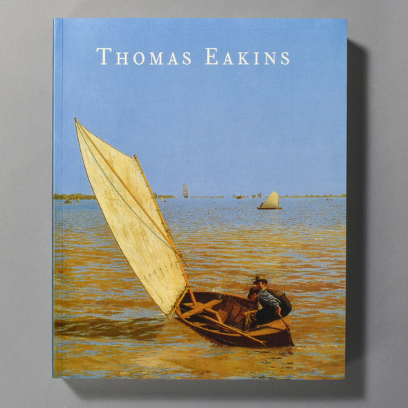 "Cover of the book ""Thomas Eakins"""