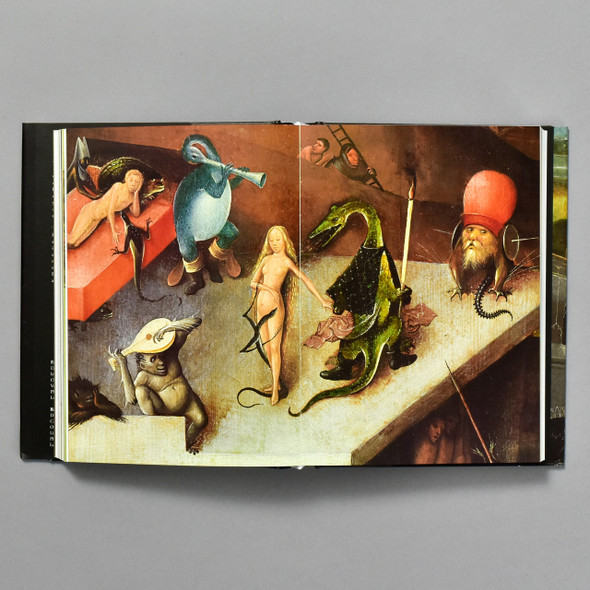 "Pages from the book ""Bosch"" (Taschen)"