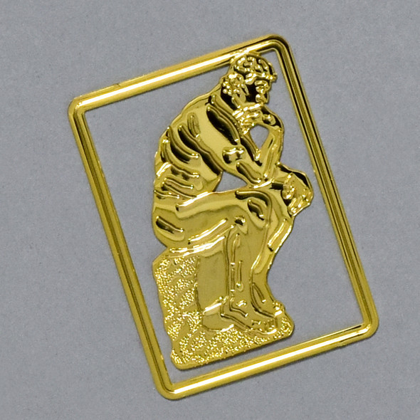 Rodin: The Thinker Bookmark