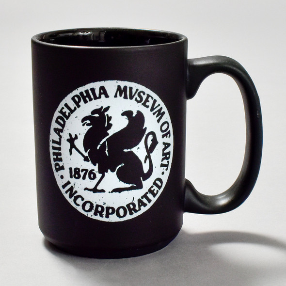 Philadelphia Museum of Art Griffin 1938 Mug