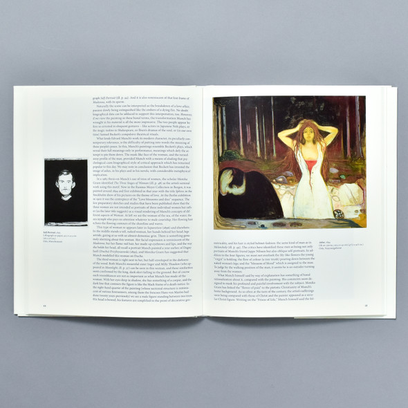 Pages from the book Munch