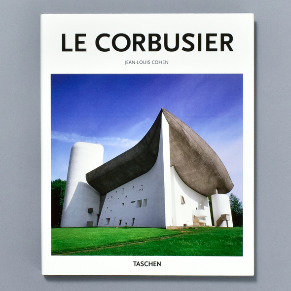 Front cover of the book Le Corbusier