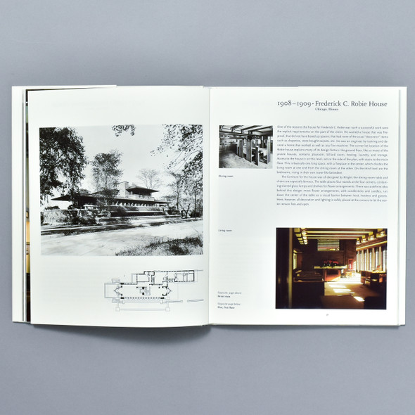 Pages from the book F.L. Wright
