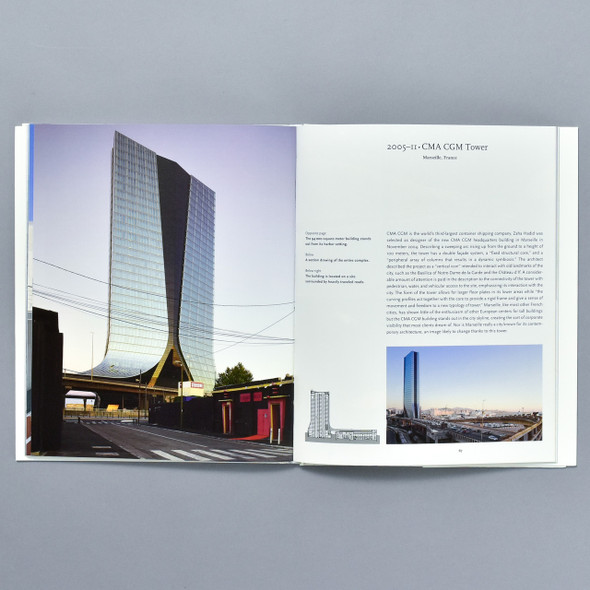 Pages from the book Zaha Hadid