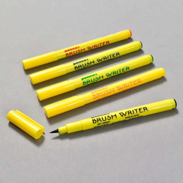 Penco Brush Writer Pen Set