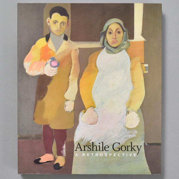 Front cover of Arshile Gorky:  A Retrospective