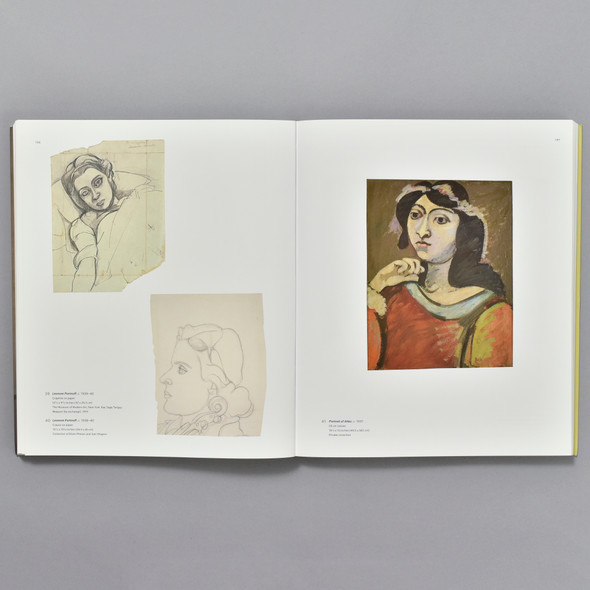 Pages from Arshile Gorky:  A Retrospective