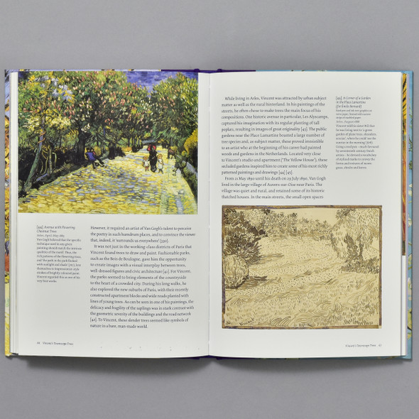 Pages from Vincent's Trees