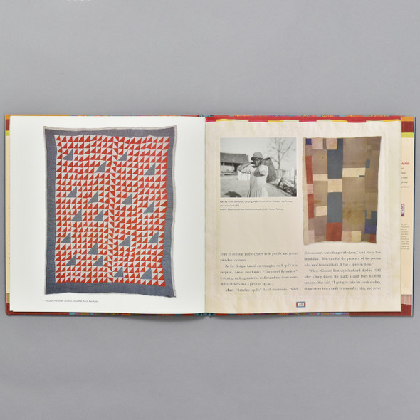 Pages from The Quilts of Gee's Bend